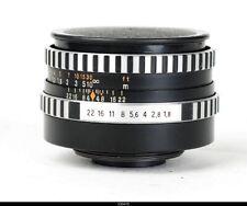 Lens Zeiss Pancolar Zebra 1,8/50mm  No.8551475  for Pentax M42
