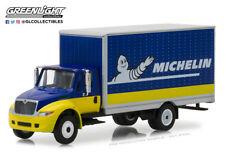 Greenlight 1:64 Heavy Duty Trucks 2013 International Durastar Van Michelin Man