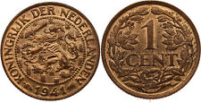 Netherlands - 1 Cent 1941