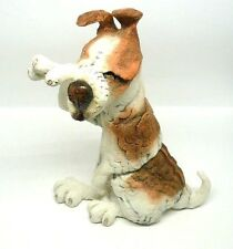 A Breed Apart Enesco New Jack Russell Terrier Rascal Dog Figurine Free Shipping