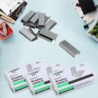 1000pcs Größe 24/6 Heftklammern für Bürohefter-Papierdokument Gift  -SALE D8C5