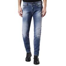 """Authentic Diesel """"Sleenker"""" Slim/Skinny Jeans. Waist 32"""", Leg 30"""" RRP £115 BNWT"""