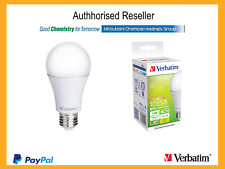Verbatim Classic a E27 14w Dimmable LED Warm White Light Globe - 64912