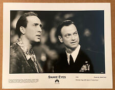 """Snake Eyes� Press Photo (1854) Nicholas Cage + Gary Sinise"