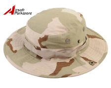 US Marine Military BDU Combat Boonie Hat Fishing Hunting Outdoor Cap Desert Sand