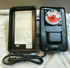 Progress Lighting P5212W8 Outdoor Transformer Timer Outdoor Plugin Timer