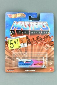 Hot Wheels Masters of the Universe Land Shark Replica Entertainment