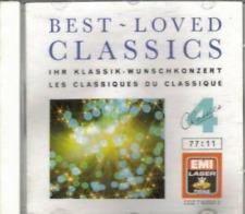 Best Loved Classics V4. - Various (1989) audio CD