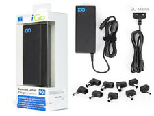 iGo 90W Automatic Laptop Charger - Compatible with most laptops brands
