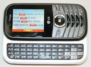LG Cosmos 3 VN251S - Silver/Black  (Verizon) Cellular Phone