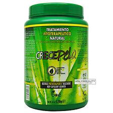 BOE Crece Pelo Natural Treatment Helps Capillary Growth 61 Oz. for Hair Growth