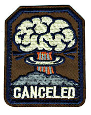 ⫸ Canceled - H-Bomb Atomic Nuke End of World Patch Cancelled – New in bag