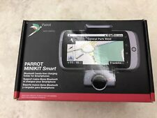 Parrot Minikit Smart Bluetooth Hands-free Car Kit