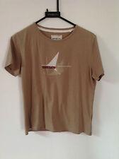 Henri Lloyd Beige Sailing T-Shirt    XL   SIZE 5      BNNT