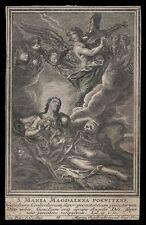 santino incisione1700 S.MARIA MADDALENA engelbrecht