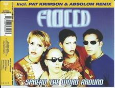 FIOCCO - Spread the world around CDM 5TR Trance Eurodance 1998 (ANTLER SUBWAY)