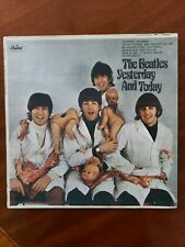 Beatles BUTCHER COVER 3rd state peeled mono AMAZING CONDITION - Yesterday Today