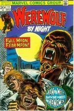 Werewolf by Night # 11 (Gil Kane & Tom Sutton) (USA, 1973)