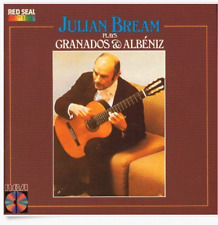JULIAN BREAM - Julian Bream Plays Granados & Albeniz - CD - Import - **Mint**