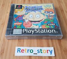 Sony Playstation PS1 Les Razmoket - A La Recherche De Reptar NEUF / NEW PAL