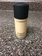 MAC Cosmetics Studio Fix Fluid SPF 15 Foundation NC15 *Please Read Description*