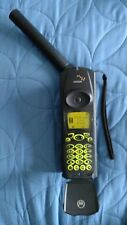 Motorola Iridium 9500 Satellite Phone with extras