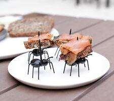 Kikkerland ensemble de 20 partie pick fourmis cocktail alimentaire stick ant buffet Accessoire