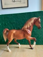 "Breyer Traditional Horse ""Azhar"" Arabian Horse Chestnut"
