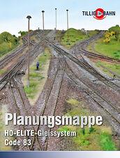 Tillig 09620 pianificazione sottoposto h0-Elite binario codice 83