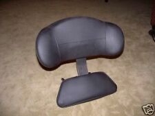 All Years -- Burgman 400 Driver Backrest  :: LIMITED TIME SALE  $69.00