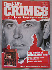 Real Crimes Issue 58 - The Murder of Martin Luther King, James Earl Ray