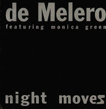 MELERO, FEAT. MONICA GREEN - Night Moves