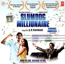 Slumdog Millionaire Soundtrack CD New Factory Sealed