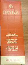 Borghese FLUIDO PROTETTIVO ADVANCED SPA LIFT FOR EYES 0.5 oz/15 ml