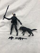 Custom G.I. Joe  Cobra Kamakura Arashikaga Ninja Clan With Wolf Black Ops