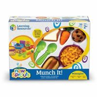 Learning Resources - Neuf Sprouts Munch Ça Nourriture Set