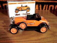 Harley 1929 Model A Roadster Bank 99206-93V NIB
