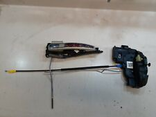 2010-16 Cadillac SRX Front Right Passenger Door Latch w/inner & outer handle OEM