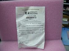 Agilent/HP 16500-68737 SRS/16500B Disk Pouch 3.14