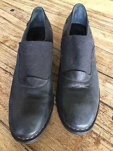 filippo raphael sz small fit 40.5 black shoes
