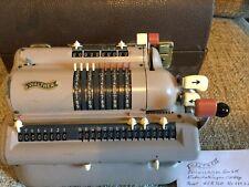 Antike Rechenmaschine WALTER Mod. 160