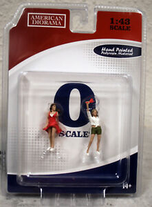 38354 American Diorama 70style Figure Set IV 1:43