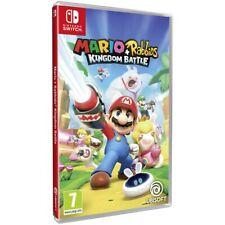 Mario + Rabbids Kingdom Battle Switch Pal España Nuevo Precintado