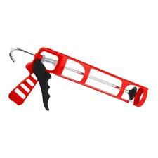 Pro Industrial Silicone Sealant Caulking Gun Dripless Caulk Applicator Tool