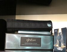 GHD limited edition oro Glaciale Blu Styler/Capelli straighteners Gift Set 2018
