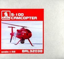 Brengun Models 1/32 S-100 CAMCOPTER UAV Resin & Photo Etch Kit