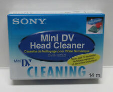 1 Sony XL1S Mini DV camcorder head cleaner tape for Canon XL1S ZR ZR10 ZR100