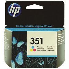 HP 351 Cyan/Magenta/Yellow Inkjet Cartridge CB337EE [HPCB337EE]