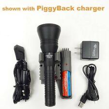 Streamlight 74536 Strion HPL Light LED Flashlight + AC/DC Piggyback Charger