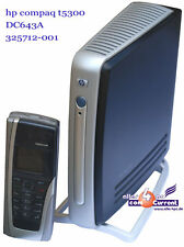 THINCLIENT HP COMPAQ T5300 DC643A 325712-001 THIN CLIENT TERMINAL MS SERVER 2000